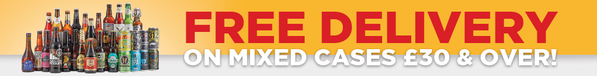 Free Delivery on Mixed Cases
