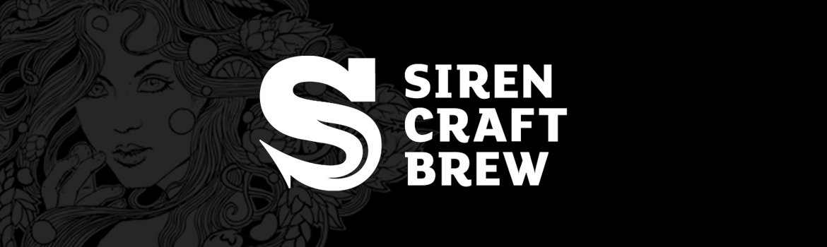 Siren Craft Brew | Buy Siren Beer Online at Beer Hawk