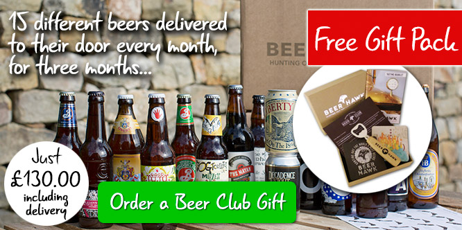 Beer Club Gift Pack