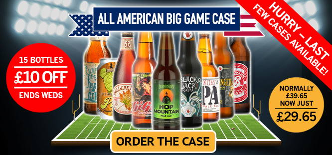 All American Big Game Case