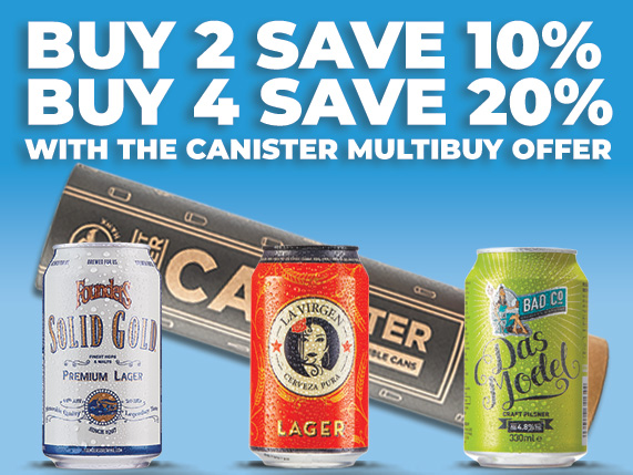 Multibuy offers on Canisters