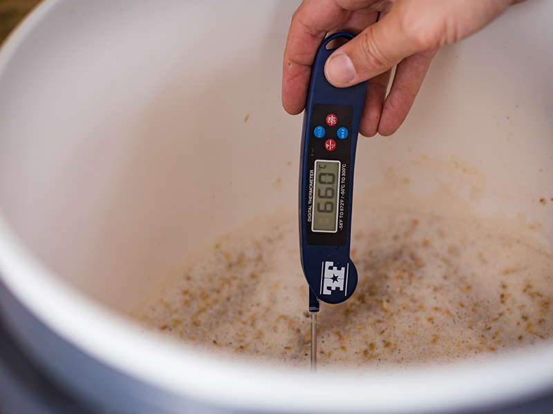 Homebrew essentials #3: Mashing in