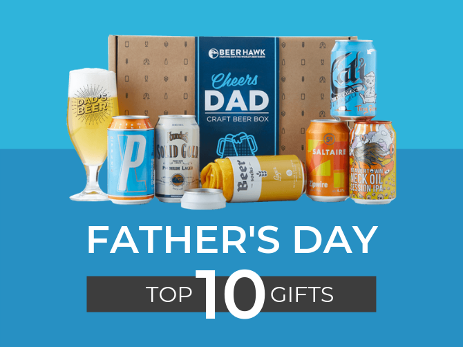 Top 10 Father's Day Beer Gifts