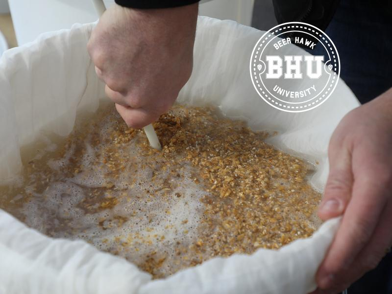 Beer Hawk Uni: Brew Day!