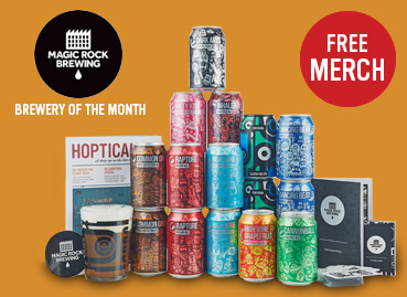 Magic Rock Brewery Of The Month