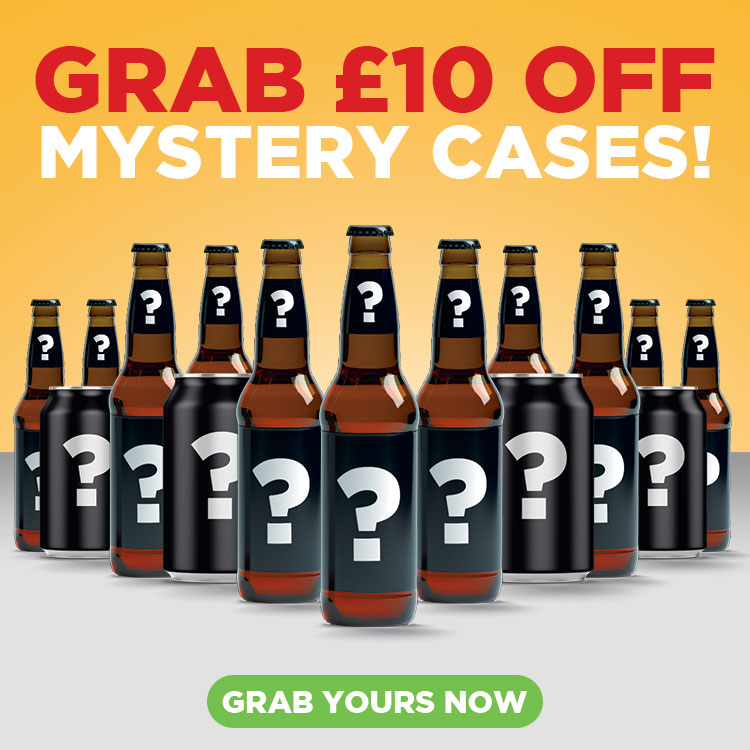Mystery Beer Case | Beer Hawk