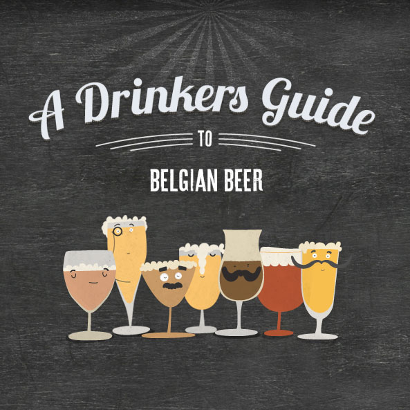 A Drinkers Guide to Belgian Beer