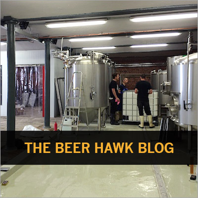 The Beer Hawk Blog