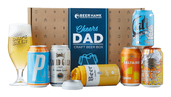 Cheers Dad Gift Box