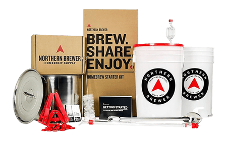 Brewery in a Box Essential Starter Kit